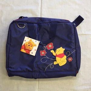 Disney Winnie The Pooh Baby Diaper Bag New